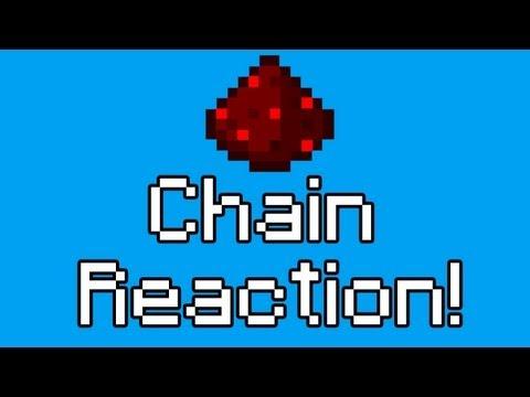 Minecraft: Chain Reaction 4: EPIC NEW MINECRAFT REDSTONE CHAIN REACTION