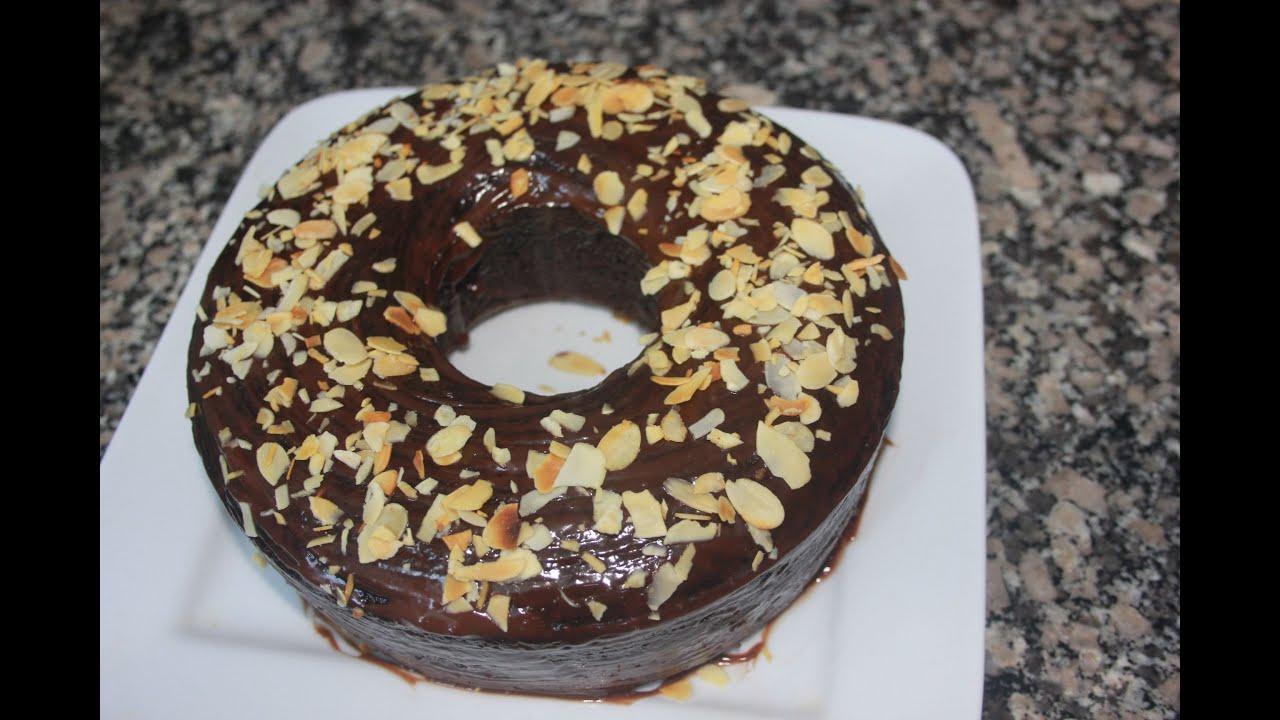 Youtube Cake Au Chocolat