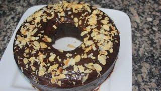 Repeat youtube video كيكة سهلة بالشكلاطة  cake au chocolat