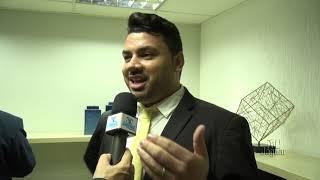 Rodolfo Nogueira, Nathizael Gonçalves na posse de Nelinho Freitas como Deputado Estadual