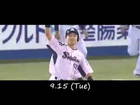 東京ヤクルトスワローズ 2015 優勝記念PV 「未来飛行」 - YouTube