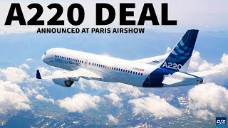 airbus secures a220 deal
