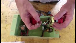 Replacing Switch or Button in Saw Switch Box