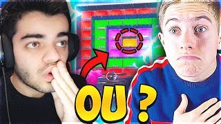 Fortnite - *NEW* CHOISIS LE BON TROU AVEC MICHOU !!