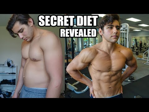 The Diet That Got Me Shredded | Cutting Meal Plan | Full Day Of Eating