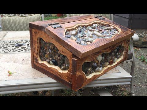 S2 E9 DIY Rock Bread box