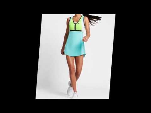 Maria Sharapova 2017 Australian Open Nike dress