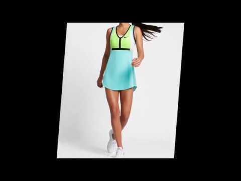 Maria Sharapova 2017 Australian Open Nike Dress