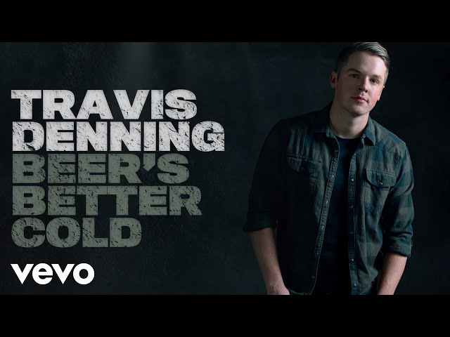 Travis Denning - Where That Beer's Been (Official Audio)