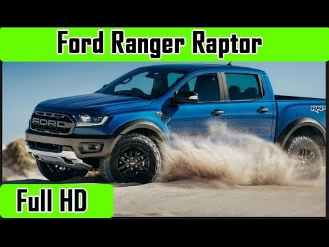 FORD RAPTOR - New 2020 Ford Ranger Raptor Review