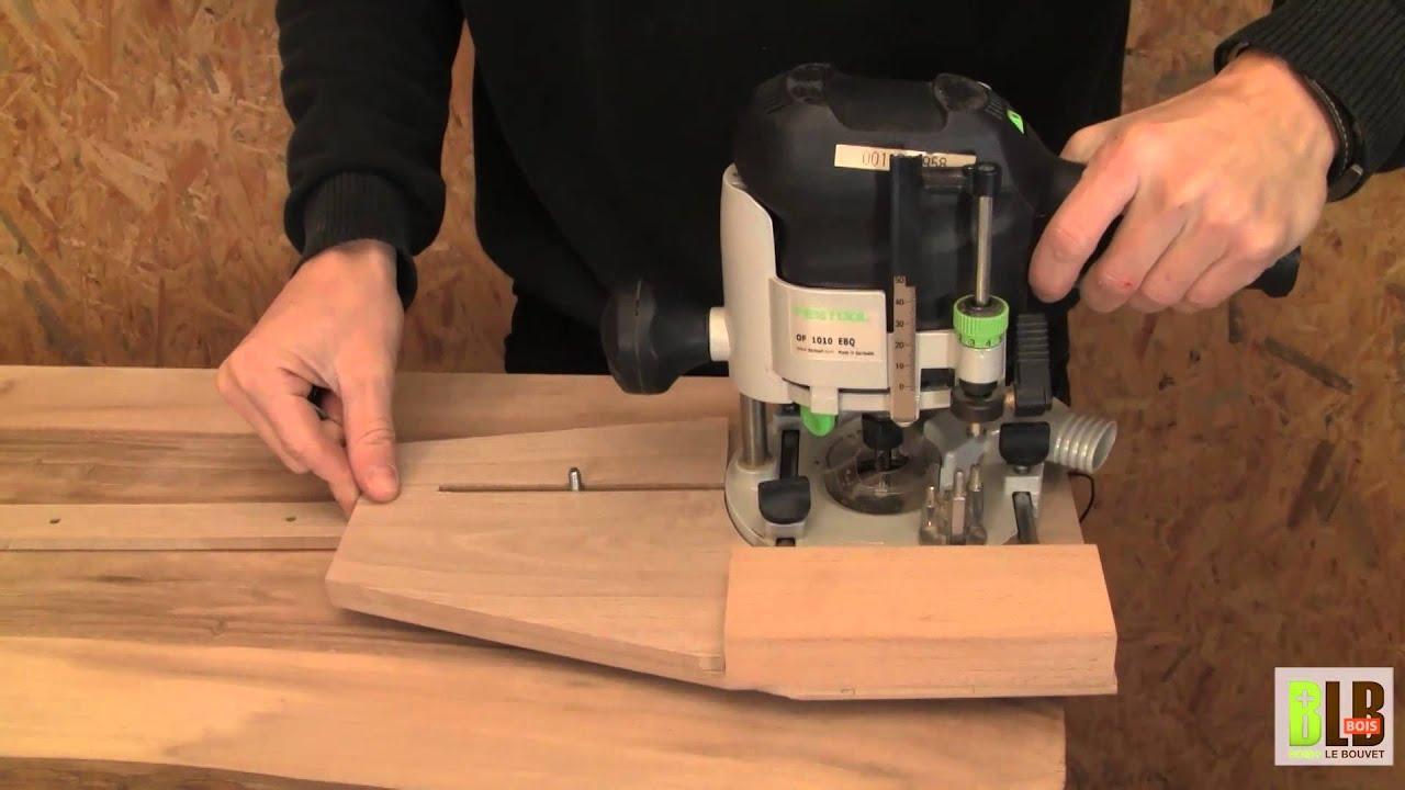 fabriquer une table de cuisine avec un plan de travail