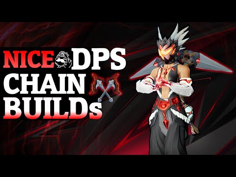 Nice Chain Blade Builds - DPS Chain Blade Gameplay - Sub 3 Minute Hunts - Dauntless Patch 0.9.1