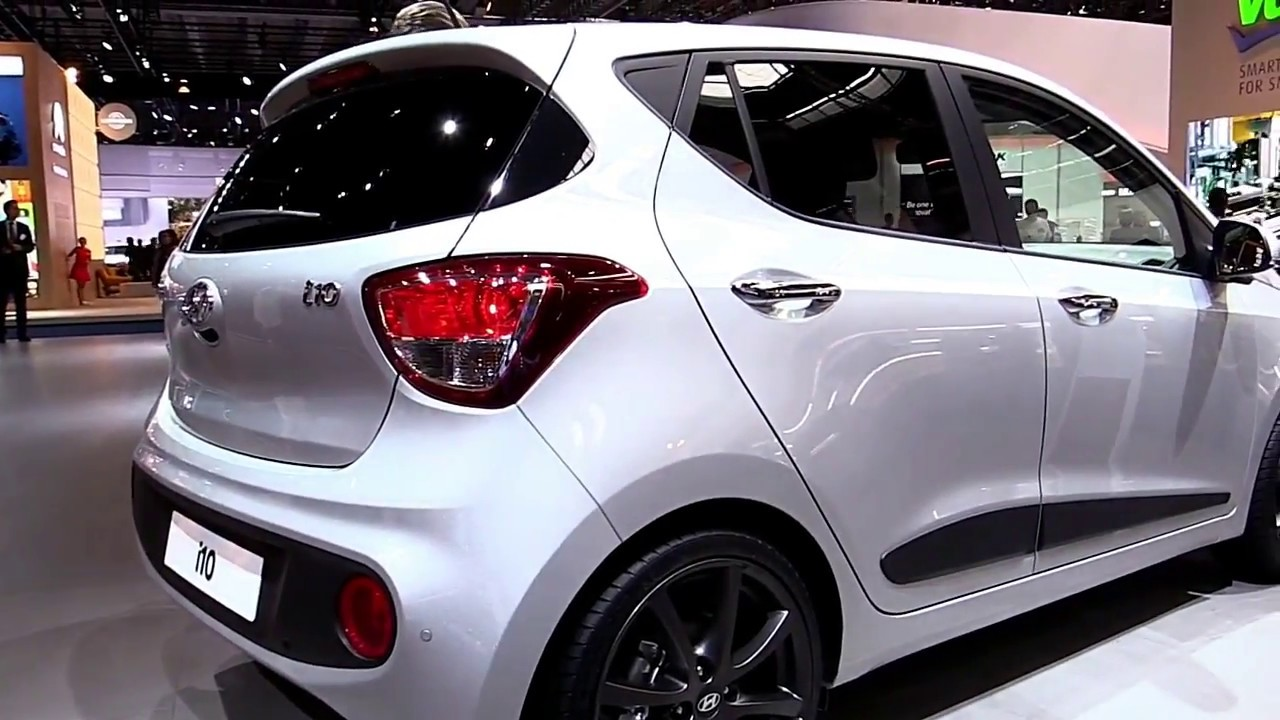 2018 hyundai i10 newblock fullsys features new design. Black Bedroom Furniture Sets. Home Design Ideas