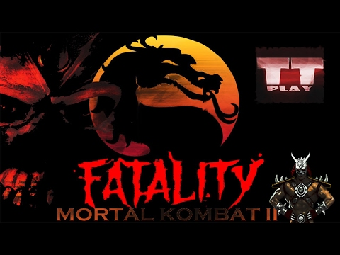 Mortal Kombat 2 секреты, коды, fatality, friendship (Sega)