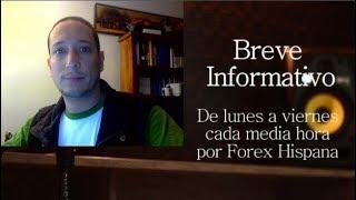Breve Informativo - Noticias Forex del 18 de Enero del 2019