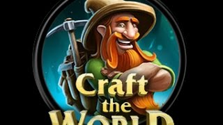 Как взломать Craft The World?!