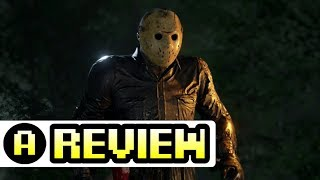 Friday The 13th: The Game (PS4) – REVIEW – A's GAMING moments
