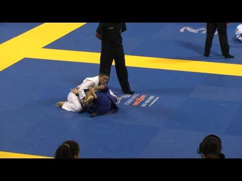Koji Shibamoto in the WORLD JIU-JITSU CHAMPIONSHIP 2010 Mundials
