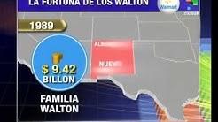 Walmart cuts employees' health insurance while making record profits