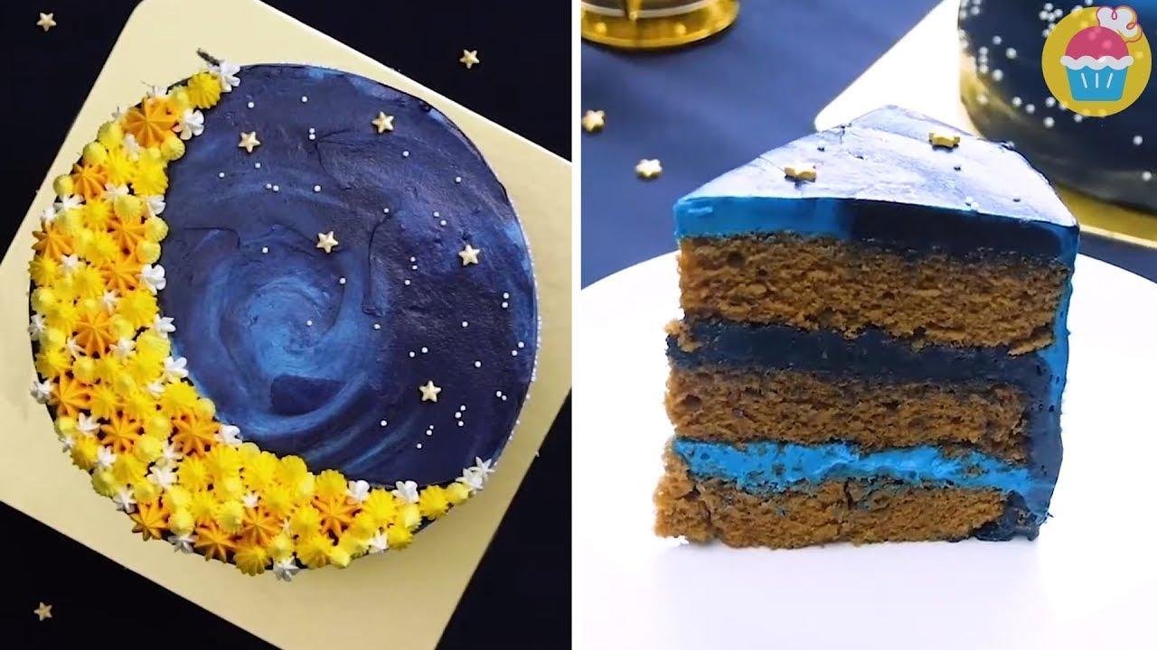 Cara Membuat Kue Bulan | Dekorasi Kue Bulan | RESEP DAPUR