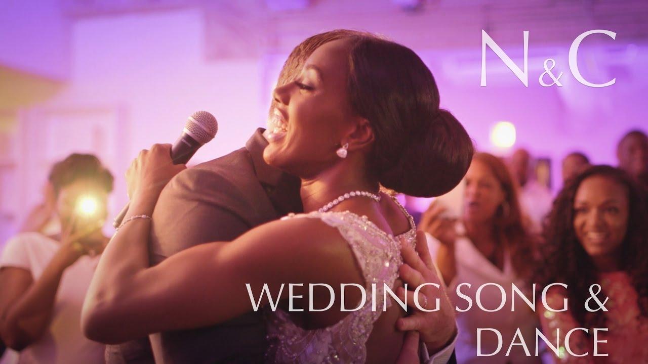 wedding song dance groom bride nikki youtube