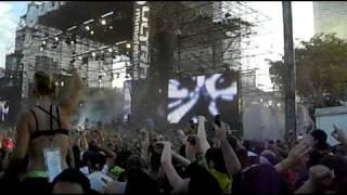 Steve Aoki Live Warp 1.9 Ultra Music Festival Miami 3-27-2011 Sunday