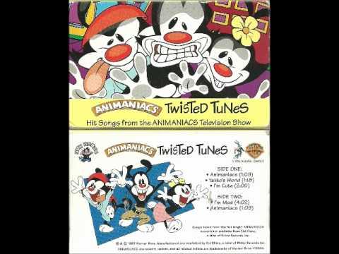 Animaniacs: Twisted Tunes - Track 04 - I'm Mad