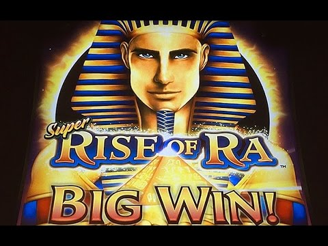 Super Rise of Ra Slots - Play for Free & Win for Real