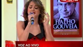 Vanessa Silva - Estranha Forma de Vida  (A Tarde é Sua @ TVI)