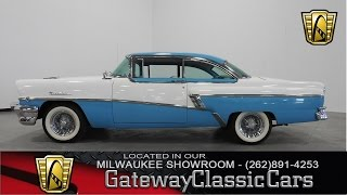1956 Mercury Montclair Now Featured in Our Milwaukee Showroom #80-MWK