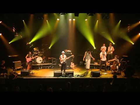MANOU GALLO GROOVE ORCHESTRA - Chanter l'amour