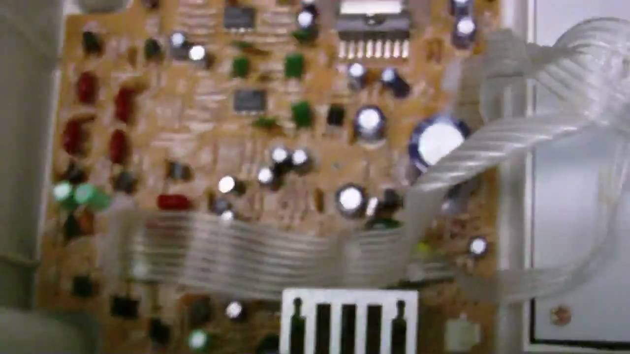 Inside The Cambridge Soundworks Amplifier