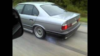 Moggah's Bmw M5 Turbo  913whp