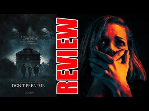 No respires - Don´t Breath - CRÍTICA - LIVE - REVIEW - John Doe - Fede Alvarez