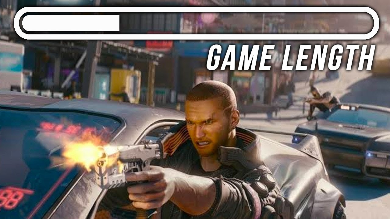 CYBERPUNK 2077 GAME LENGTH + STORY DETAILS, SURPRISING NEW IP GAME TRAILER, & MORE thumbnail