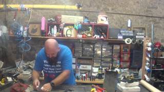 FireMetal Apprentissage de la brasure souder avec un chalumeau Ep 117