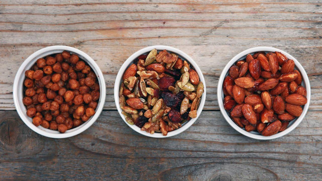 3 Easy Sheet Tray Snacks