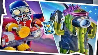 Plants vs Zombies Garden Warfare 2 - CRICKET STAR - ОБЗОР