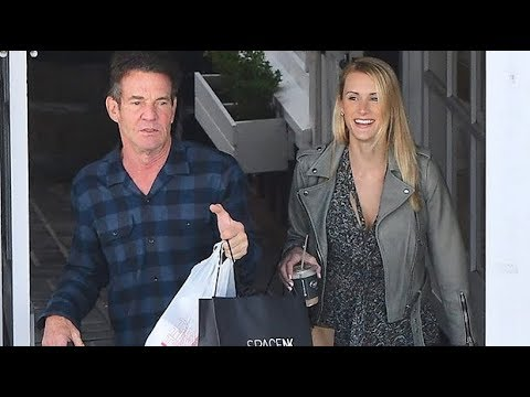 Dennis Quaid Secretly Elopes With 27-Year-Old Fiance Laura Savoie
