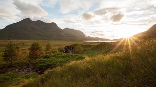 The Bothy Project - Discovering the Wild Shenavall
