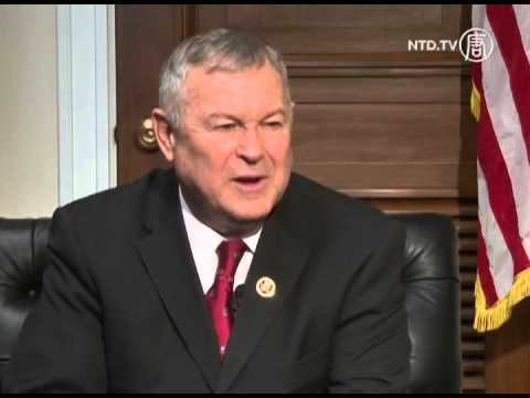 Zprávy NTD - Média se bojí informovat o Číně, říká americký kongresman