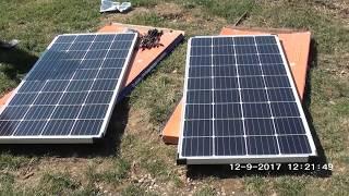 Panouri fotovoltaice 12V CL-160 WM de la westech