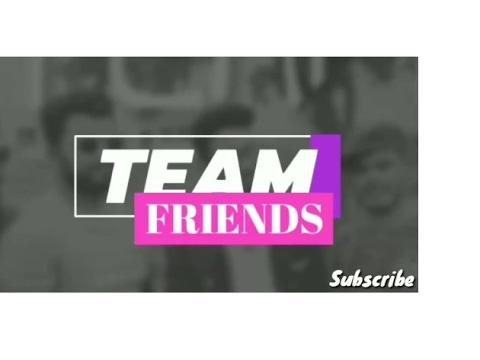 TEAM FRIENDS Live Stream