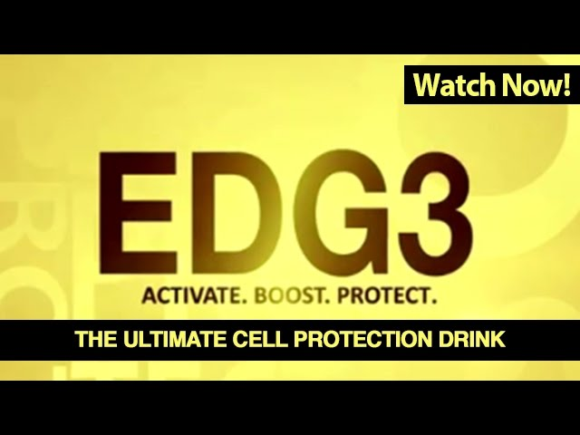 QNET Products | Everyone is talking about EDG3 from QNET [LifeQode]