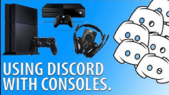 How to use discord on ps4 in 2020