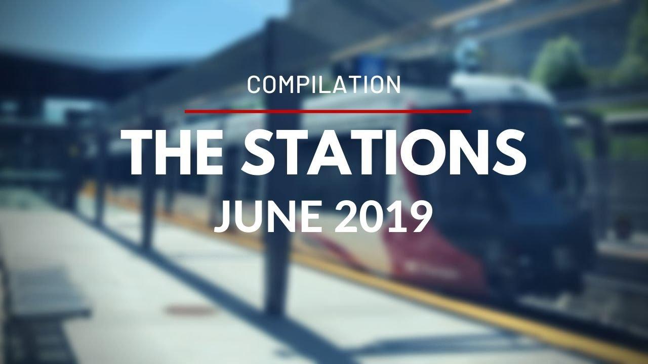 Confederation Line - The Stations / Ligne de la Confédération - Les stations