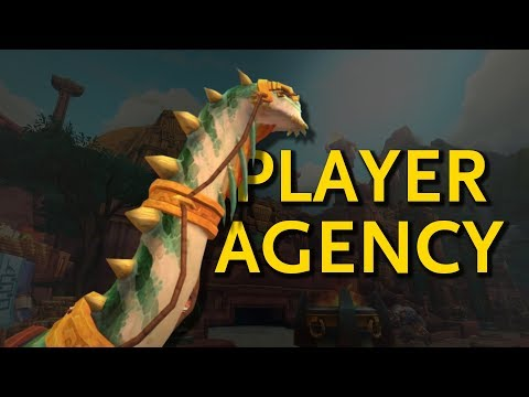 Player Agency in World of Warcraft