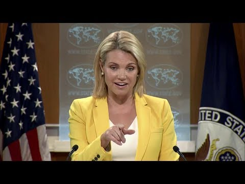 Department Press Briefing - July 13, 2017