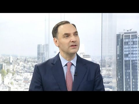 Deutsche Bank's Von Moltke on Earnings, Reputation, Merger Talks