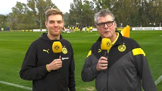 1. BVB-Training 2020 | Re-Live aus Marbella